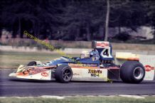 "MARCH 75A Guy Edwards Donington Park Shellsport Gp8 1977 10x7"" photo"